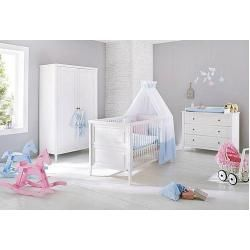 Photo of Pinolino baby room set completo Smilla (set di 3 pezzi) Pinolino