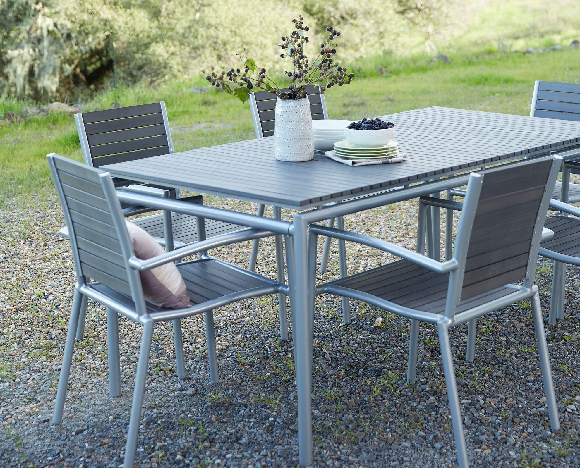 Ticari Rectangular Dining Table from Scandinavian Designs - The ...