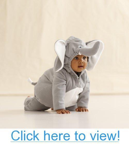 Carteru0027s Baby Boys Little Elephant Halloween Costume (18 Months) #Carters #Babyu2026  sc 1 st  Pinterest & Carteru0027s Baby Boys Little Elephant Halloween Costume (18 Months ...