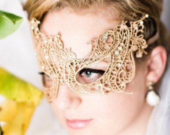 Florabundance Masquerade máscara máscaras por ...