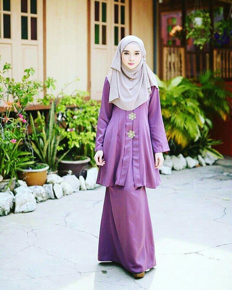 Pin By Kamlesh On Ka In 2019: Pin Oleh Nuraeni_ka Di Hijab ♡ Di 2019