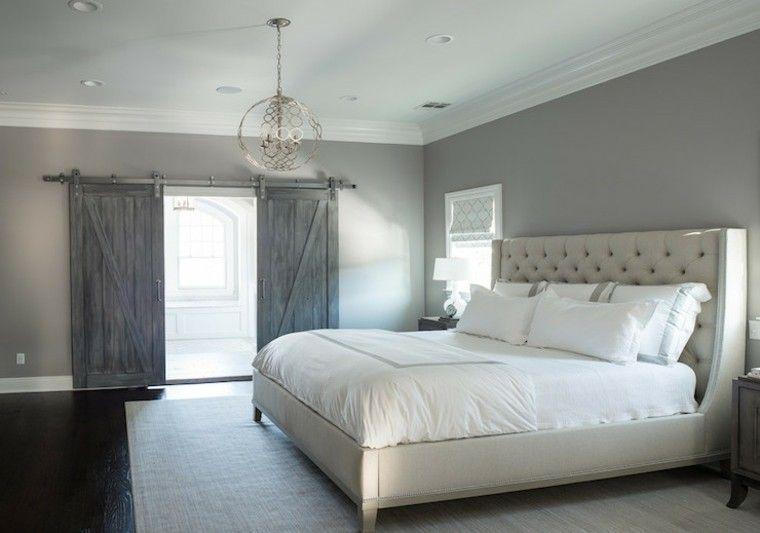 Camera Da Letto Grigio Chiaro : Colore pareti camera da letto tonalita chiare interior design