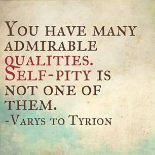 admirable qualities