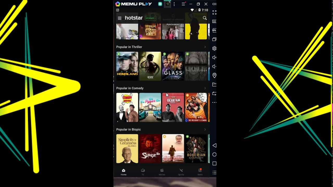 Hotstar App [Premium] [Mod] APK in 2020 Live streaming