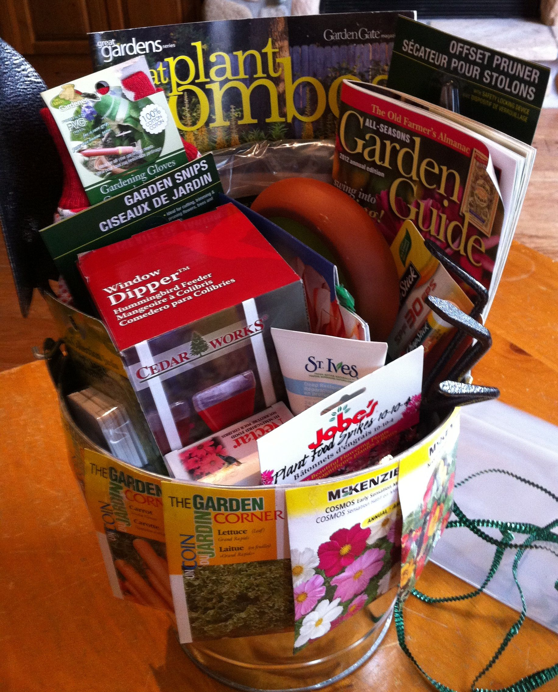 fundraising ideas creating gift baskets for silent auctions and raffles