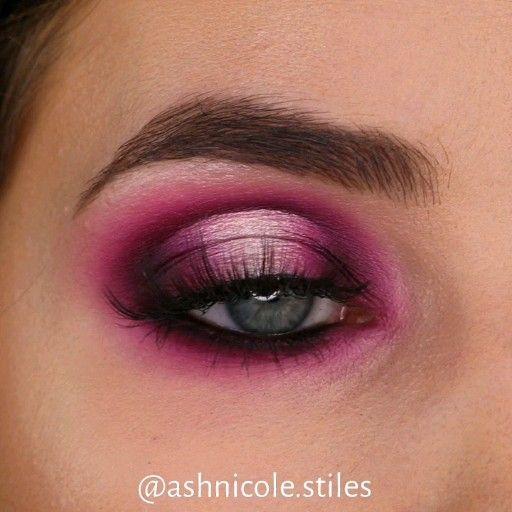 Photo of Pink spotlight eye tutorial
