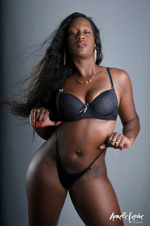 Sweet ebony pic