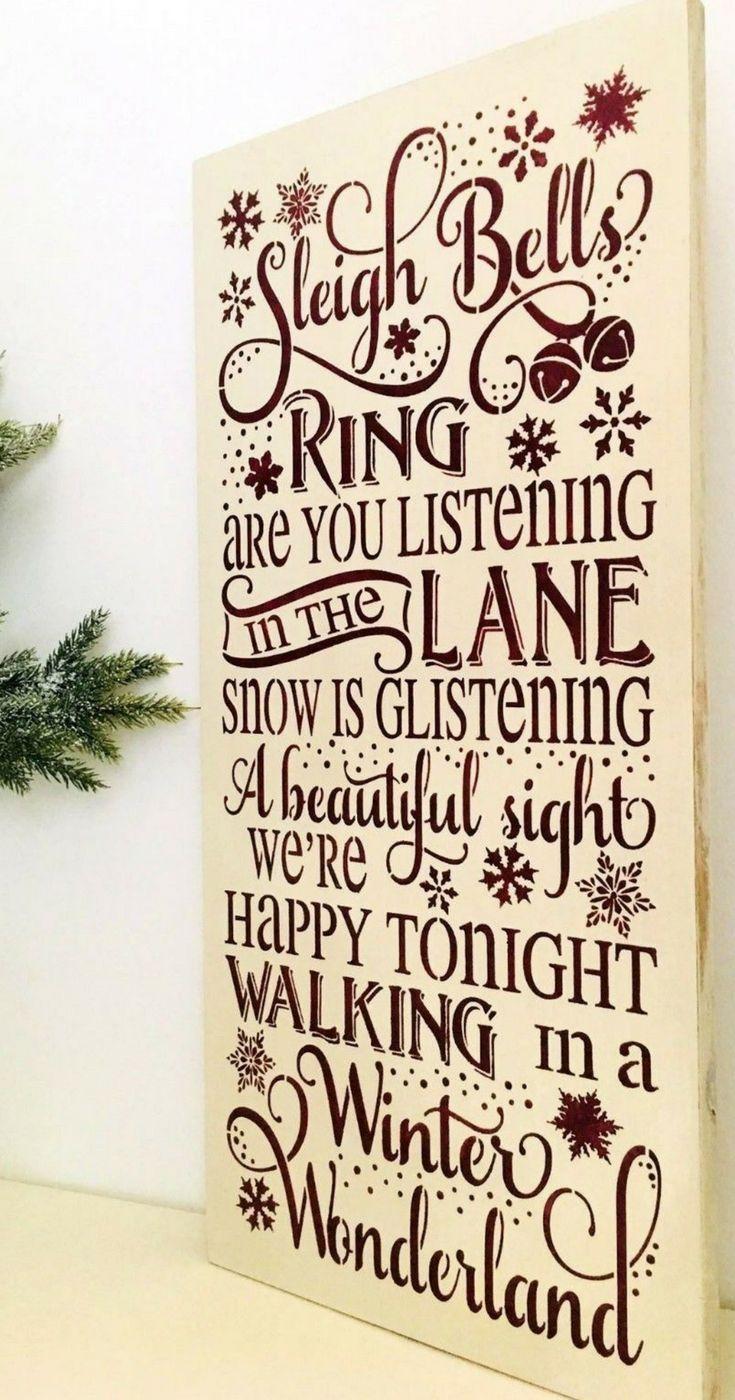 sleigh bells ringing christmas song