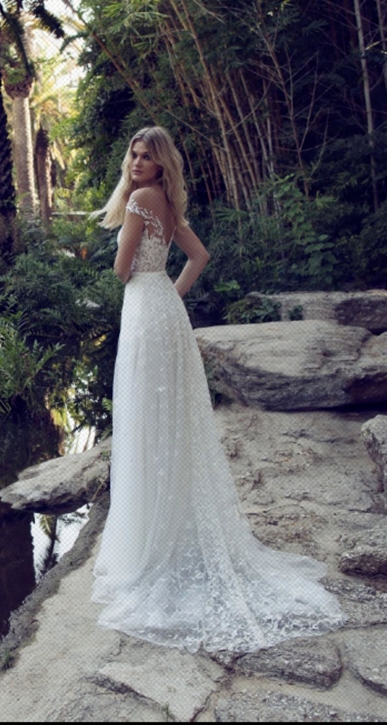 Cathleen Jia Consignment Wedding Dresses Wedding Dresses Lace Lace Dress