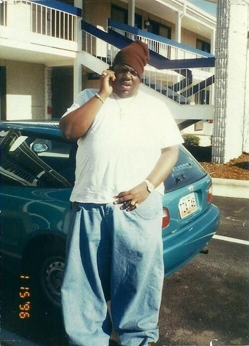 history in pictures on biggie smalls hip hop and hiphop
