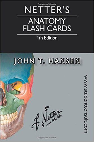 Netter: Flashcards de Anatomía https://tienda.elsevier.es/netter ...
