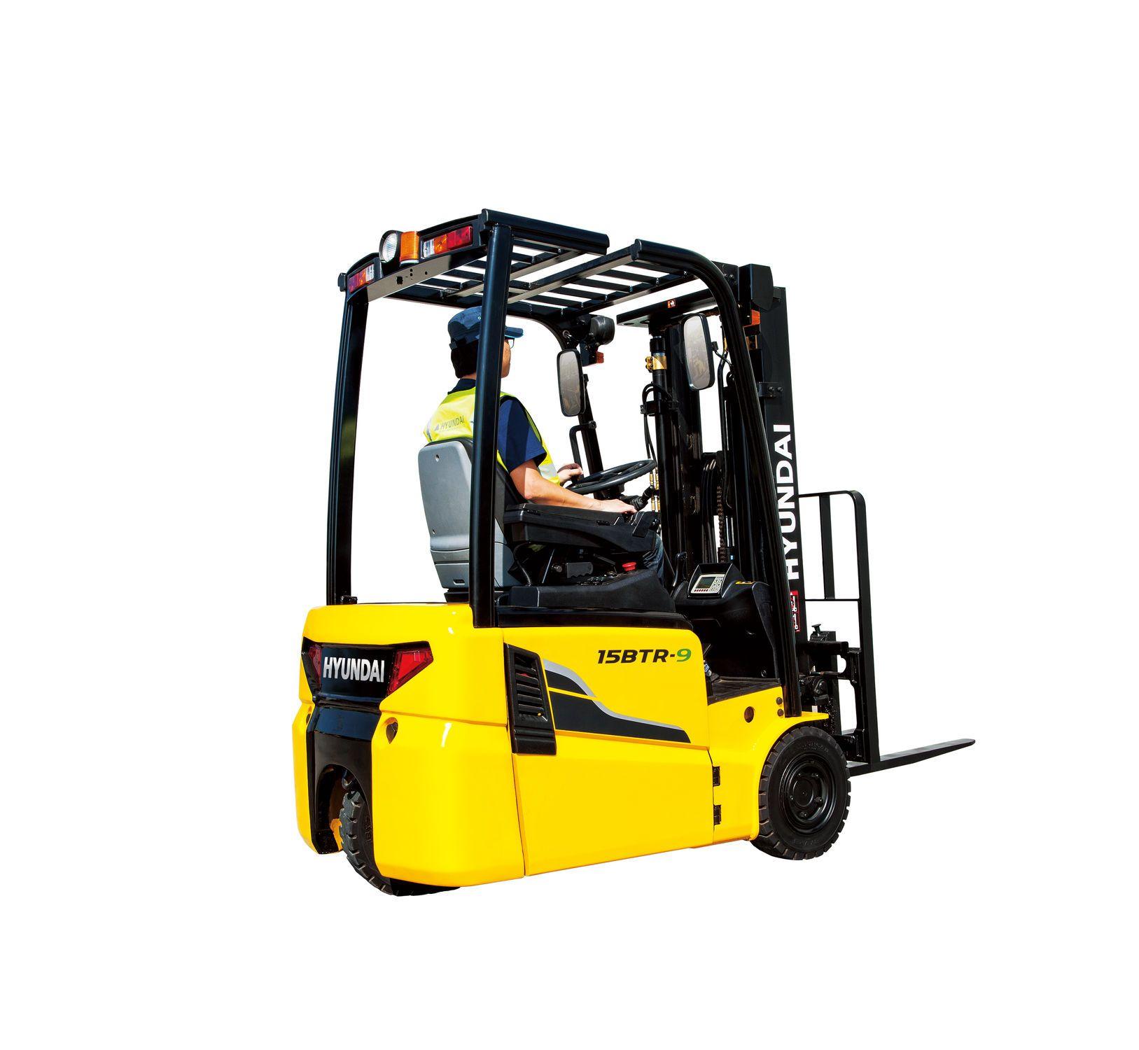 Hyundai forklift truck 16b9 / 18b9 / 20b9 service