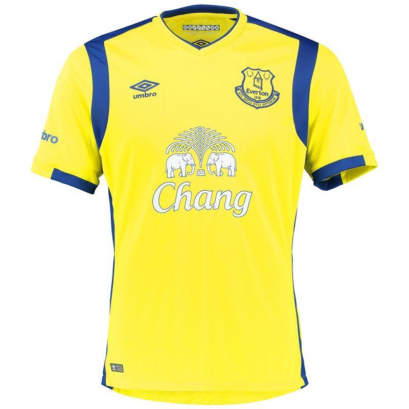 23ca10bfb83 Everton 16/17 Umbro Third Jersey   camisetas de futbol baratas ...