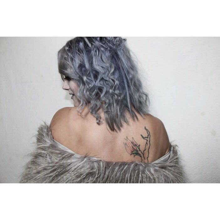 I loved doing this beautiful color using the new Wella instamatics!