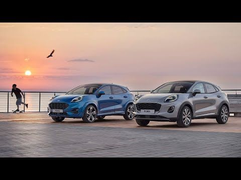 All Cars New Zealand Video Ford Puma Titanium X Ford Puma Titaniu Ford Puma Ford Think Ford