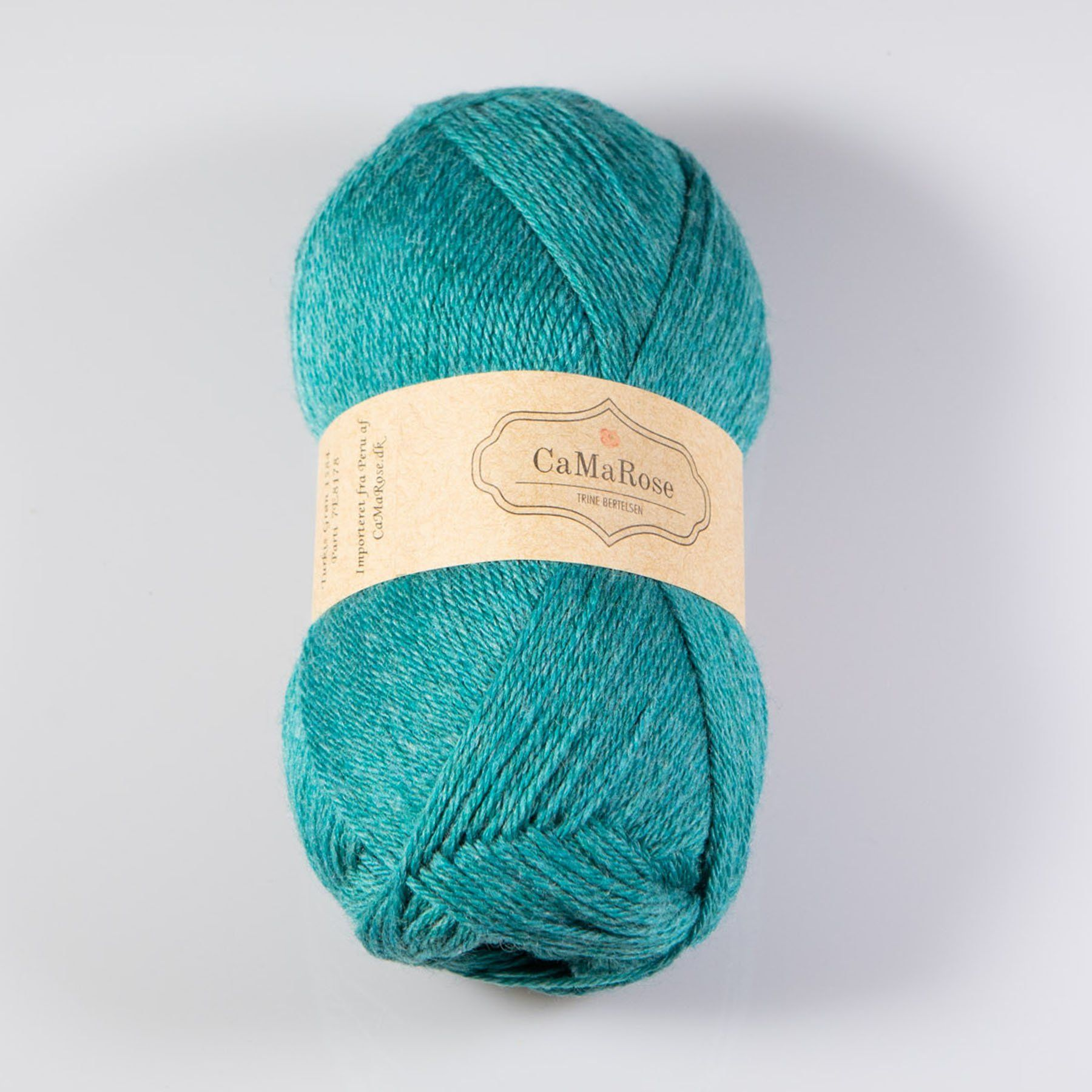 We finally found a superwash yarn that is completely environmentally-friendly! Yay! It is a super-soft, 100% merino mulesing-free wool that is a total dream to knit with. This yarn is perfect for baby clothes, blankets, mitts, socks, scarves, light cardigans or sweaters. Did we say it is super-soft and it doesn't itch? Love it Yaku is produced with loving care to the environment, animal welfare and people: the spinning mill buys purely animal-based merino fiber for the sake of animal welfare, is