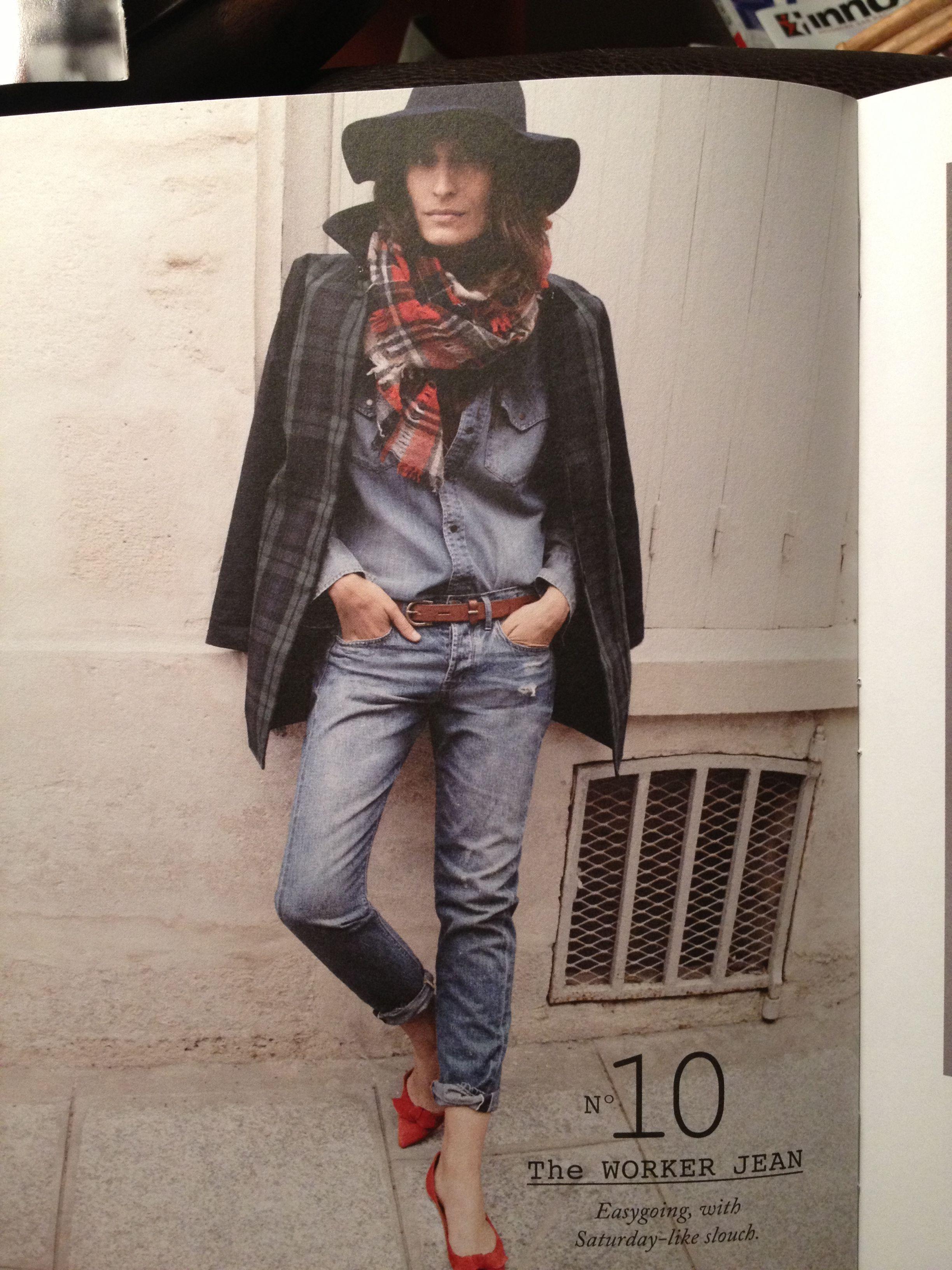 Madewell fall 2013 catalog