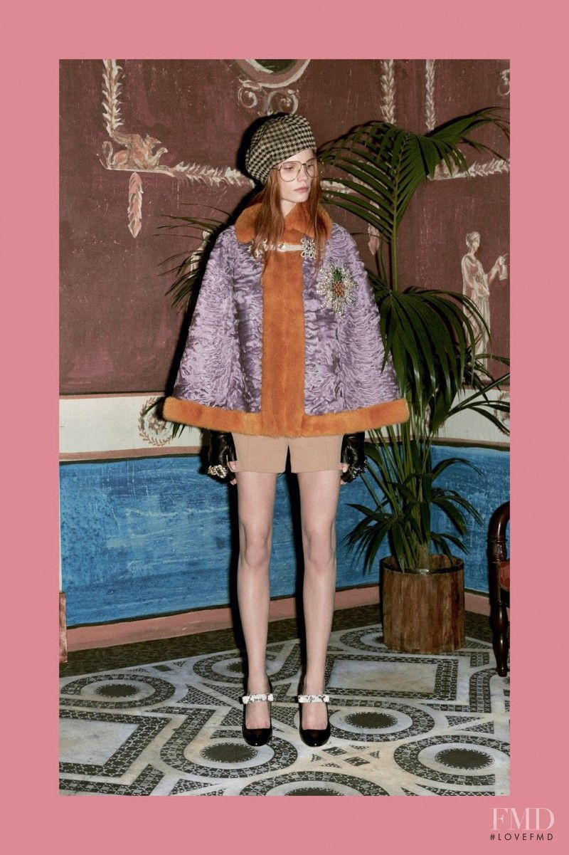 Photo - Gucci - Pre-Fall 2016 Ready-to-Wear - Lookbook | Brands | The FMD #lovefmd