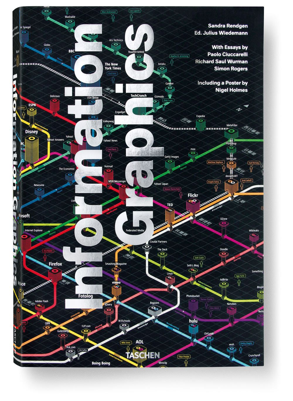 Infographics old and new top data visualisations in pictures information graphics is a giant book 480 pages of great data visualization and infographic examples 4409 fandeluxe Gallery