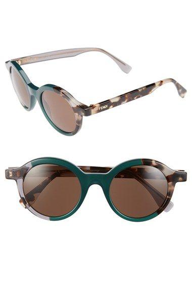 77ae07c5e84 Fendi 48mm Sunglasses available at  Nordstrom