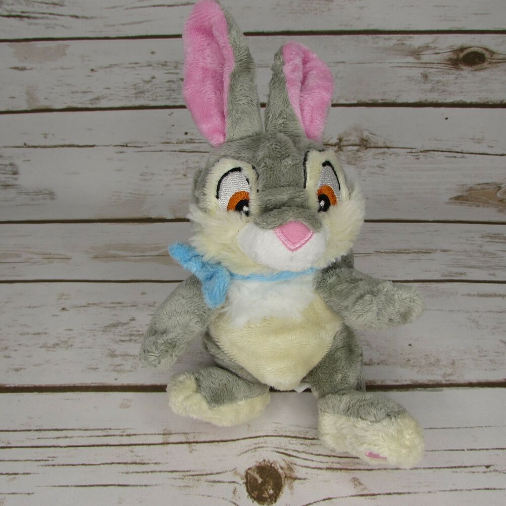 Disney Thumper medium soft plush toy Bambi 35 Cms  Medium