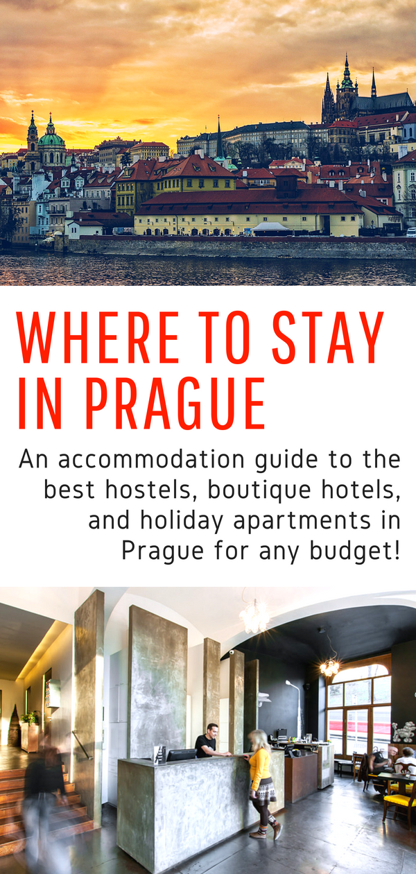 Where To Stay In Prague (2020)