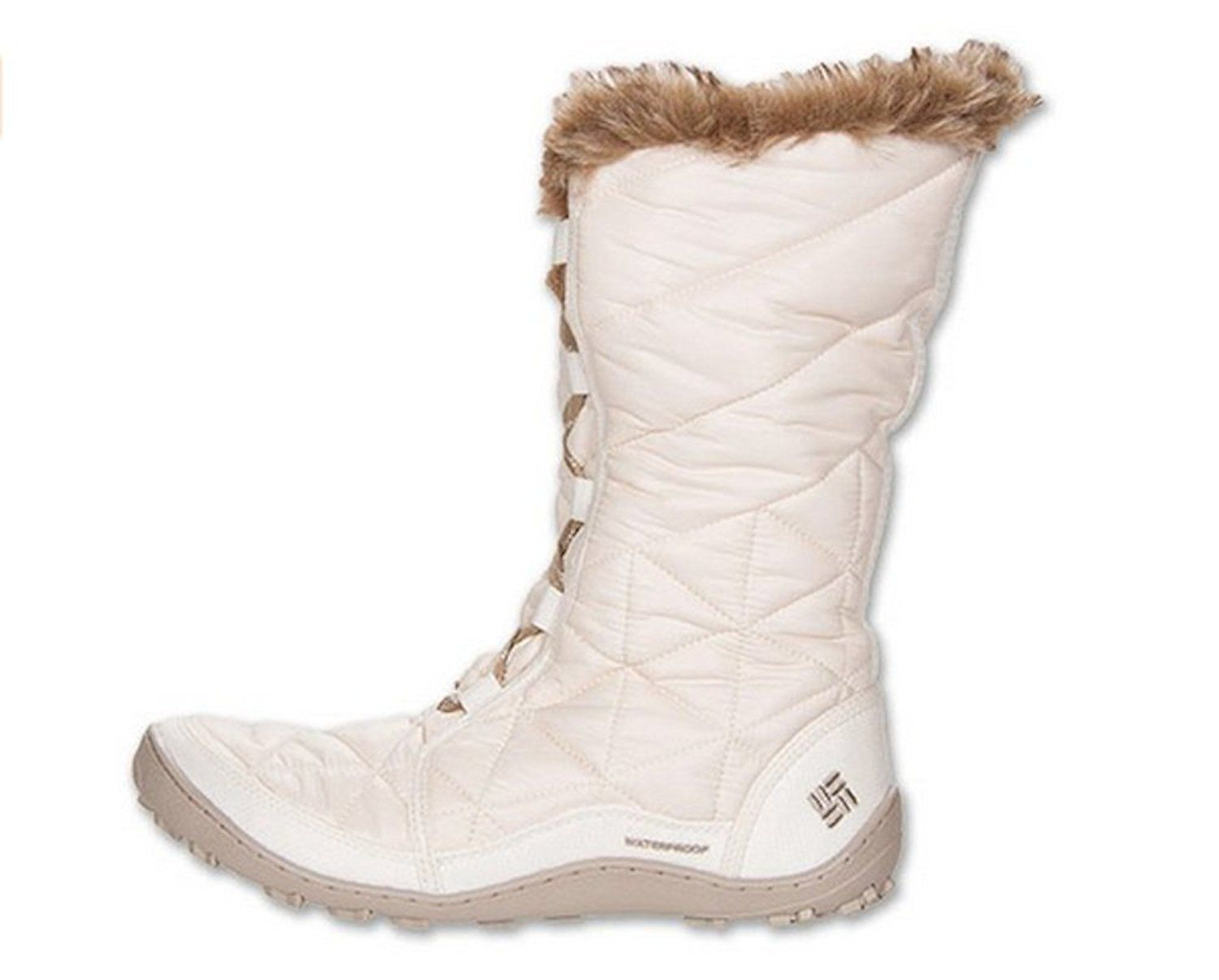 Men/'s Waterproof Snow Boots Women Casual Ankle Shoes Winter Faux Fur Lined Boots