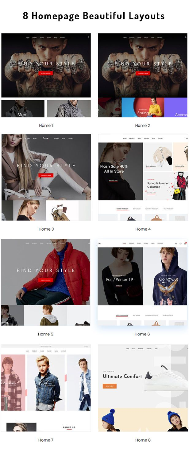 Ap Sane Multi-vendor Prestashop Theme- 08+ homepage layouts