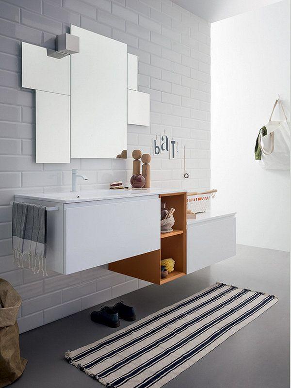 Zonas de lavabo de todos los estilos | Lavabos ...