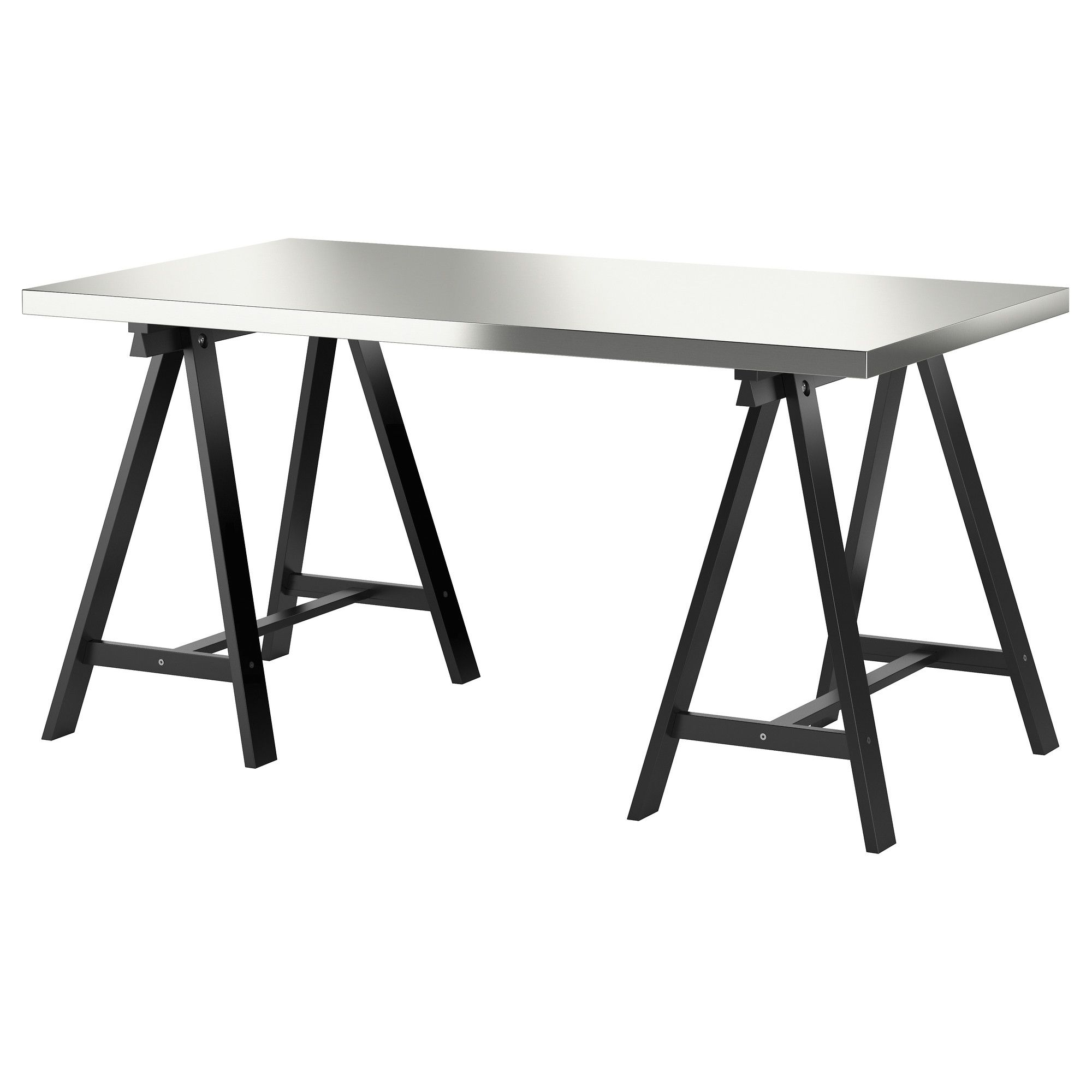 Ikea Stainless Steel Table Top