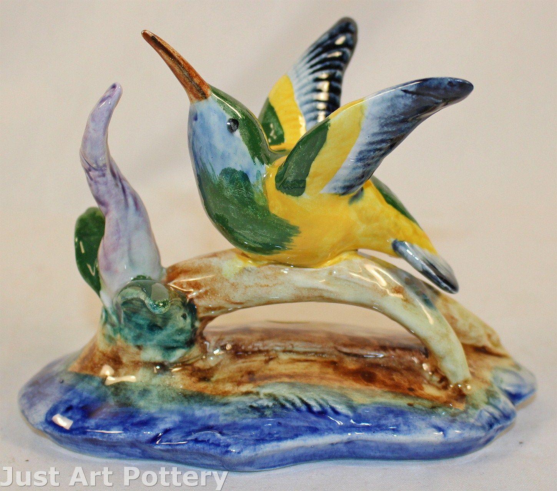 Stangl Pottery Broad Bill Hummingbird 3629 from Just Art Pottery
