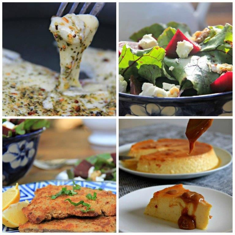 Dinner Party For Four Menu Ideas Part - 39: Easy Entertaining With A Menu Of Authentic Food From Uruguay