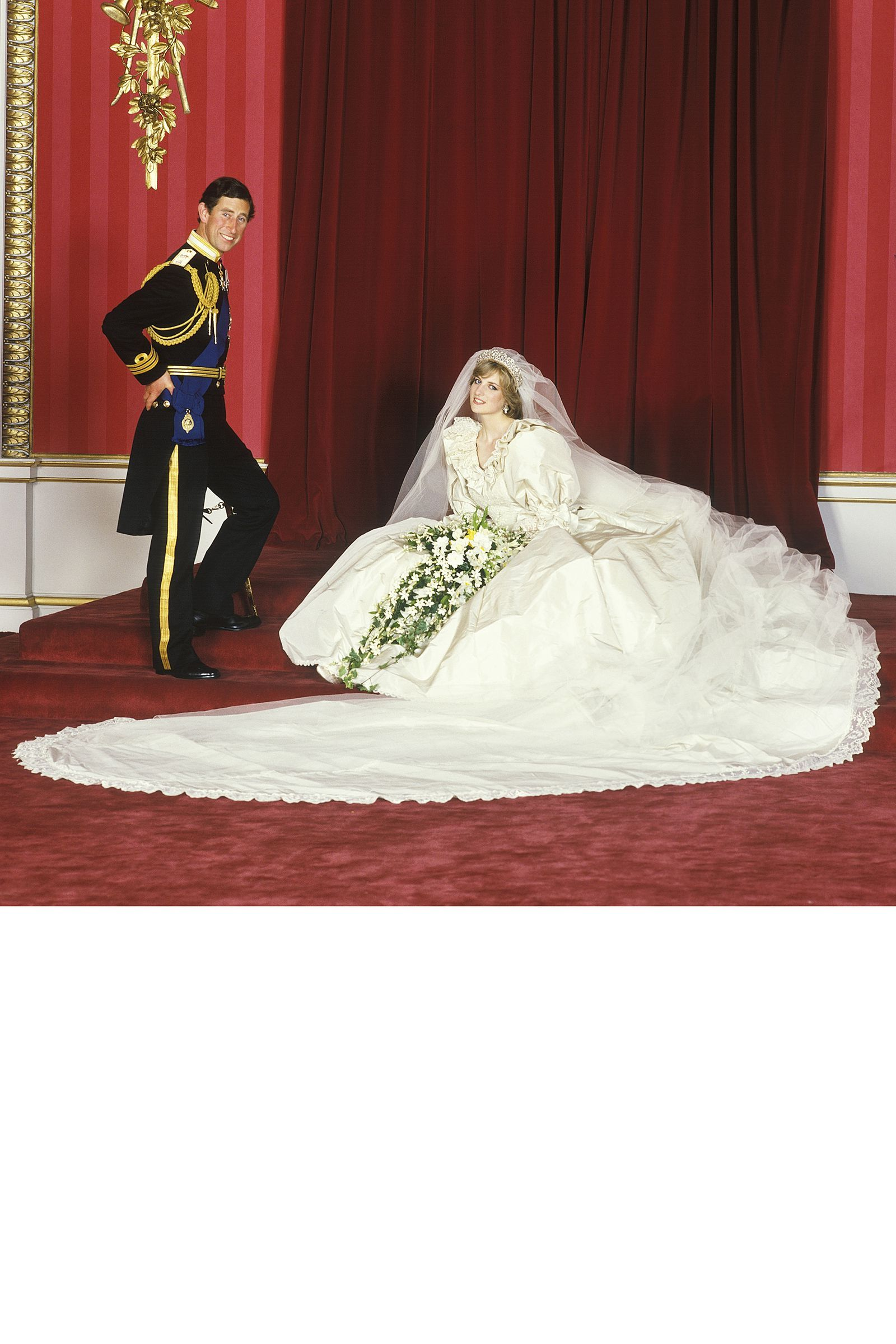 Princess Diana's Wedding A Photo Retrospective Princess