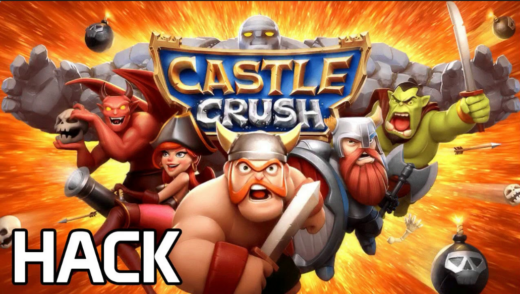 Castle Crush Hack Mod Get games mobile cheats!