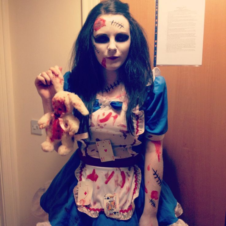 zombie alice in wonderland | Alice | Pinterest | Alice, Halloween ...