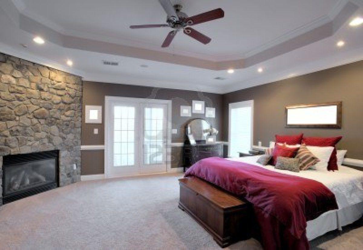 falso techo dormitorio | Techos | Pinterest | Dormitorio, Recamara y ...