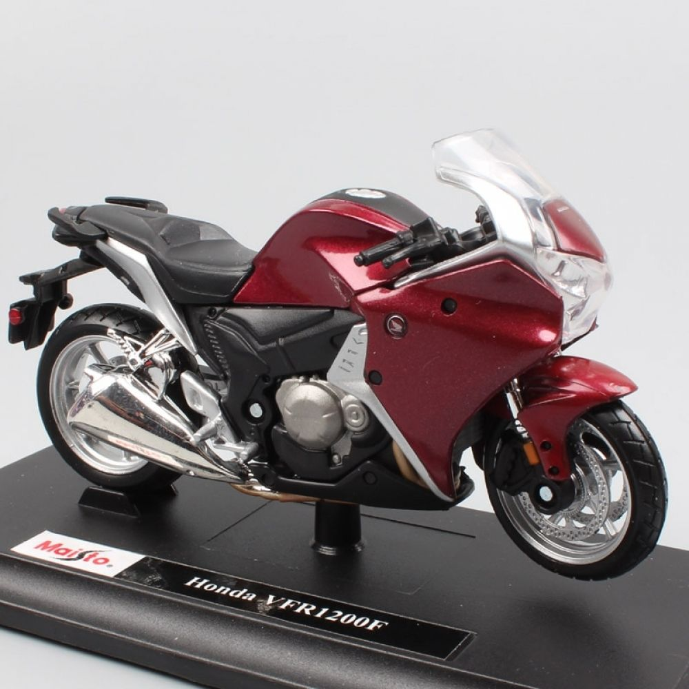 Honda VF VFR1200F V4 engine DCT sport touring bike