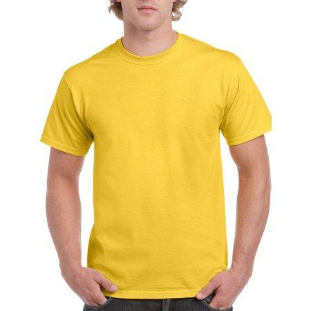 5XL Gildan Ultra Cotton Mens T-Shirt Classic Plain Casual Tee Shirt Workwear S
