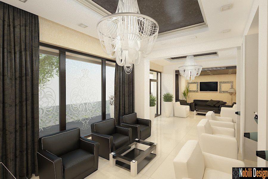 Amenajari Interioare Salon De Infrumusetare Nobili Interior Design Archinect Interior Design Design Interior