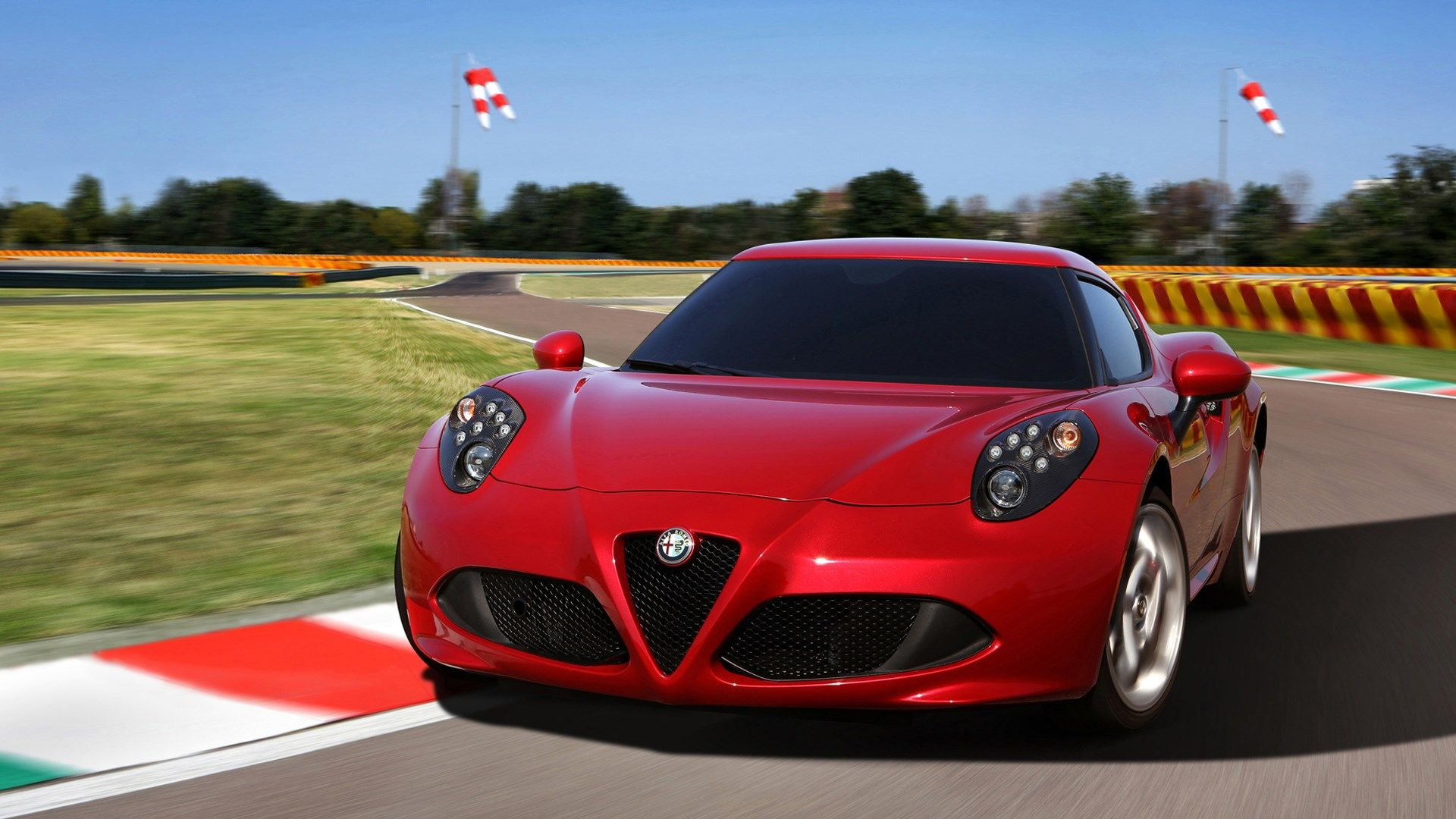 Wide pic alfa romeo 4c 2013 in high res sharovarka
