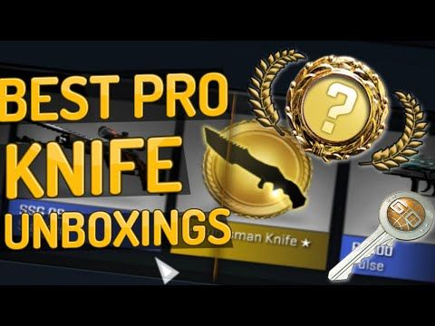 cs go best pro knife unboxing reactions csgo case opening ahmed