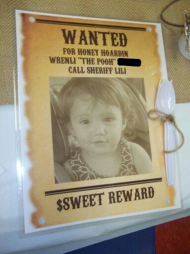 Sherriff Callie WANTED Laminated placemats or posters Look up free