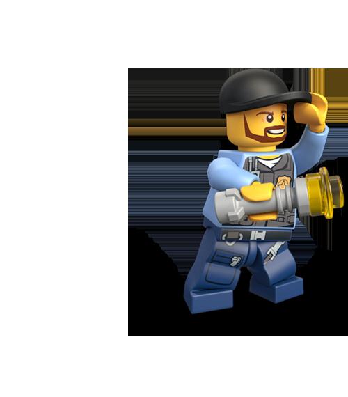 LEGO.com City Home