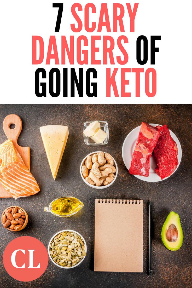 7 Dangers of Going Keto Keto meal plan, Keto recipes