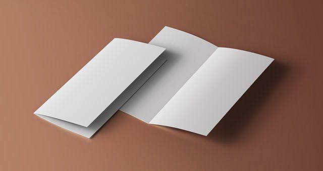 psd bi fold mockup template vol1 projekty do wypróbowania