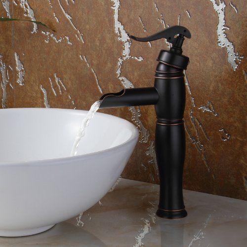 Bathroom Faucets Diy Vintage Single Handle Bathroom Water Pump Faucet Finish Oil Rubbed Bronze For More Information Visi Sink Faucets Faucets Diy Faucet
