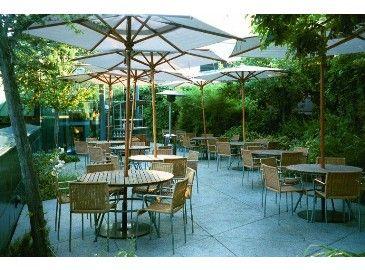 Coq D Argent Outdoor Restaurant Restaurant Roof Garden