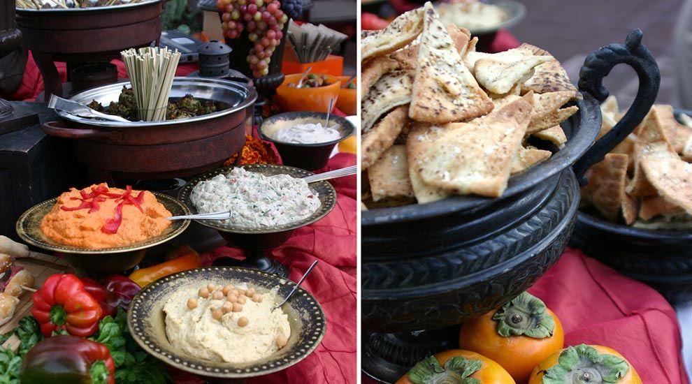 Pure Joy Catering | Santa Barbara Wedding Caterer | Santa Barbara Event Catering