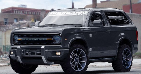 2017 Ford Bronco Specs Redesign Price Interior Train Svt New Release