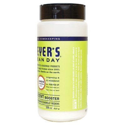 Mrs Meyer S Lemon Verbena Laundry Scent Booster 18oz Laundry